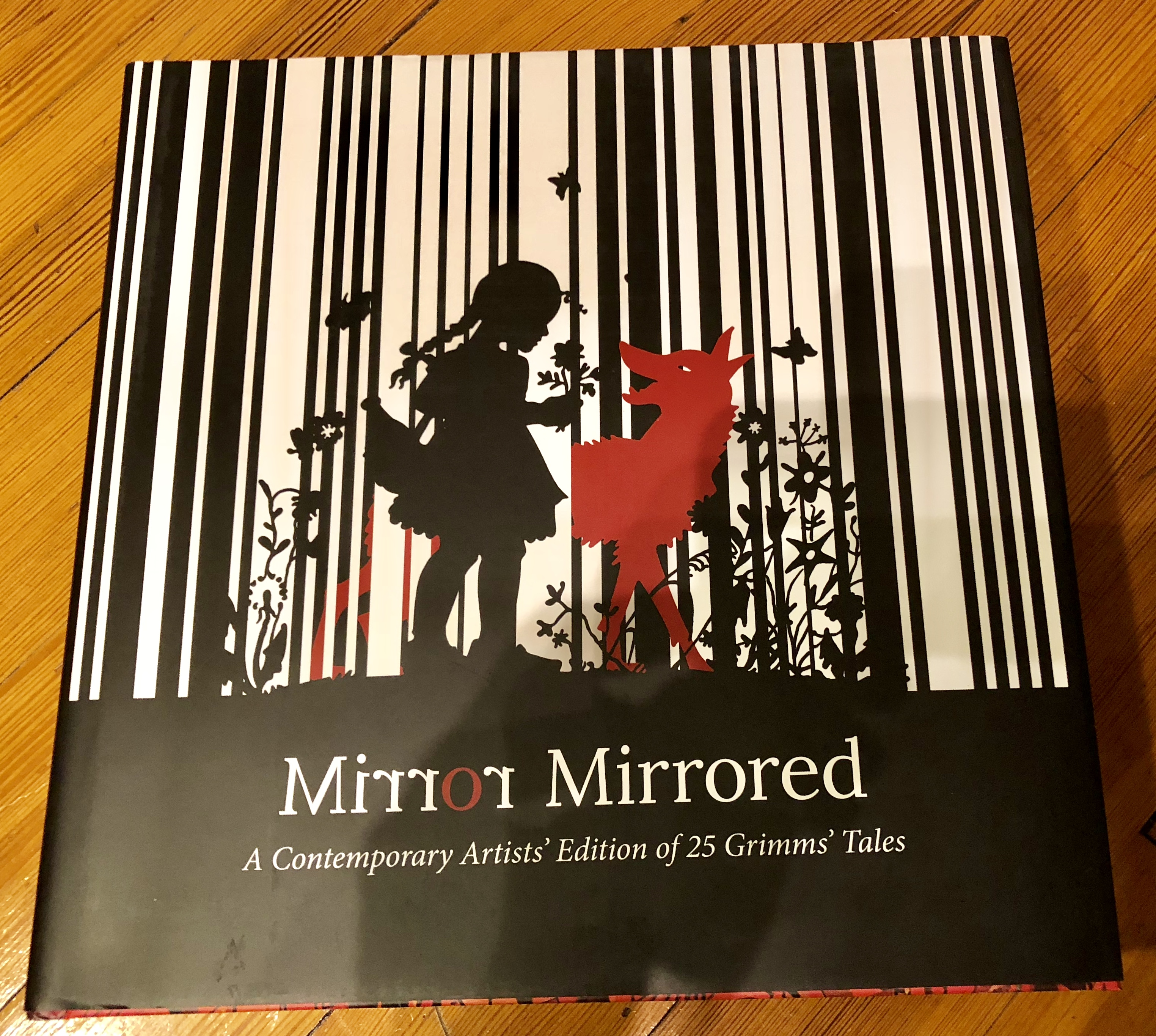 Mirrored Book