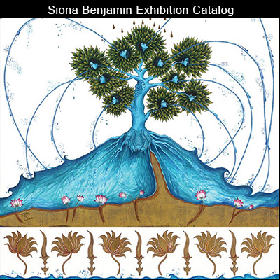 Siona Benjamin Exhibition Catalog
