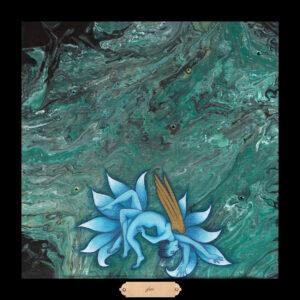 Liberty Series #7 - Free, 12.5 x 12.5, Siona Benjamin 2018